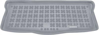 REZAW-PLAST popielaty gumowy dywanik mata do bagażnika Citroen C1 od 2005-2014r. 230116S/Z