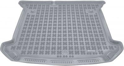 REZAW-PLAST popielaty gumowy dywanik mata do bagażnika Citroen C8 od 2002r. 230117S/Z