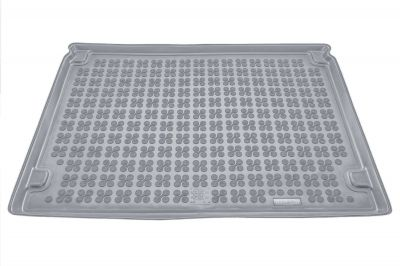 REZAW-PLAST popielaty gumowy dywanik mata do bagażnika Citroen Berlingo 5-osobowe od 2008r. 230124S/Z