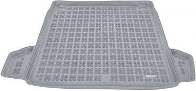 REZAW-PLAST popielaty gumowy dywanik mata do bagażnika Citroen C5 Sedan od 2008r. 230126S/Z
