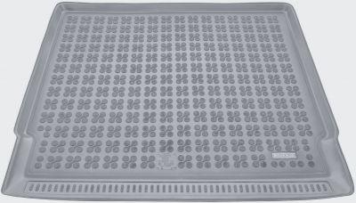 REZAW-PLAST popielaty gumowy dywanik mata do bagażnika Citroen C4 Grand Picasso 5/7os. od 10/2006-2013r. 230132S/Z