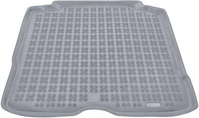 REZAW-PLAST popielaty gumowy dywanik mata do bagażnika Citroen C6 Sedan od 2005r. 230133S/Z