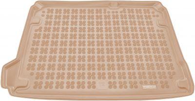 REZAW-PLAST beżowy gumowy dywanik mata do bagażnika Citroen C4 od 2010r. 230134B/Z