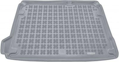 REZAW-PLAST popielaty gumowy dywanik mata do bagażnika Citroen C4 od 2010r. 230134S/Z