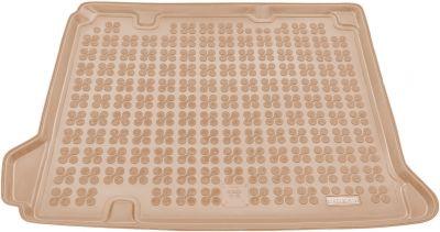 REZAW-PLAST beżowy gumowy dywanik mata do bagażnika Citroen C4 od 2010r. 230135B/Z