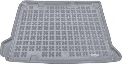 REZAW-PLAST popielaty gumowy dywanik mata do bagażnika Citroen C4 od 2010r. 230135S/Z