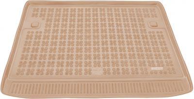 REZAW-PLAST beżowy gumowy dywanik mata do bagażnika Citroen DS5 od 2012r. 230139B/Z