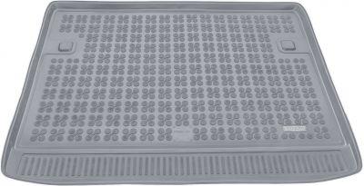 REZAW-PLAST popielaty gumowy dywanik mata do bagażnika Citroen DS5 od 2012r. 230139S/Z