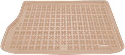 REZAW-PLAST beżowy gumowy dywanik mata do bagażnika Citroen DS5 Hybryda od 2012r. 230140B/Z