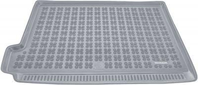REZAW-PLAST popielaty gumowy dywanik mata do bagażnika Citroen C4 Grand Picasso 7os. od 2013r. 230143S/Z