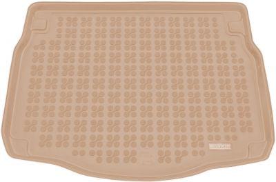 REZAW-PLAST beżowy gumowy dywanik mata do bagażnika Citroen C4 Cactus od 2014r. 230145B/Z