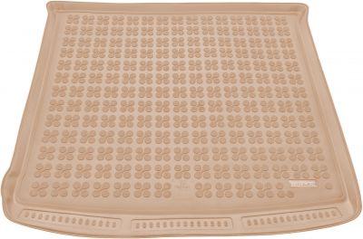 REZAW-PLAST beżowy gumowy dywanik mata do bagażnika Fiat Freemont od 2011r. 230338B/Z