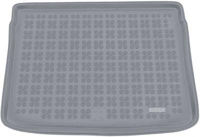 REZAW-PLAST popielaty gumowy dywanik mata do bagażnika Fiat 500X od 2014r. 230347S/Z