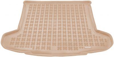 REZAW-PLAST beżowy gumowy dywanik mata do bagażnika Fiat Tipo Sedan od 2015r. 230353B/Z