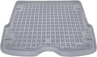 REZAW-PLAST popielaty gumowy dywanik mata do bagażnika Ford Focus I Kombi od 1998-2005r. 230406S/Z