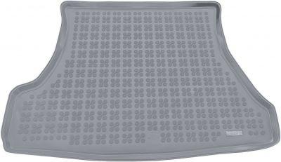 REZAW-PLAST popielaty gumowy dywanik mata do bagażnika Ford Mondeo III Hatchback / Sedan od 2000-2007r. 230409S/Z