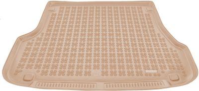REZAW-PLAST beżowy gumowy dywanik mata do bagażnika Ford Mondeo III Kombi od 11/2000-2007r. 230412B/Z