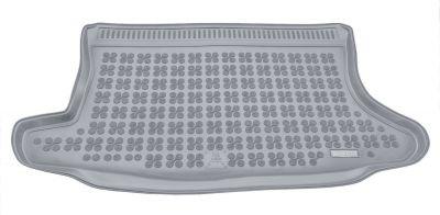 REZAW-PLAST popielaty gumowy dywanik mata do bagażnika Ford Fusion od 2002r. 230414S/Z