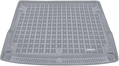 REZAW-PLAST popielaty gumowy dywanik mata do bagażnika Ford Focus II Kombi od 2005-2011r. 230417S/Z