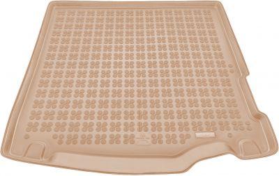 REZAW-PLAST beżowy gumowy dywanik mata do bagażnika Ford Mondeo IV Kombi od 2007-2014r. 230424B/Z