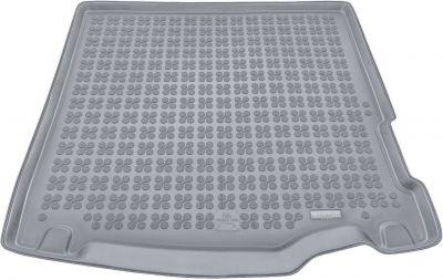 REZAW-PLAST popielaty gumowy dywanik mata do bagażnika Ford Mondeo IV Kombi od 2007-2014r. 230424S/Z