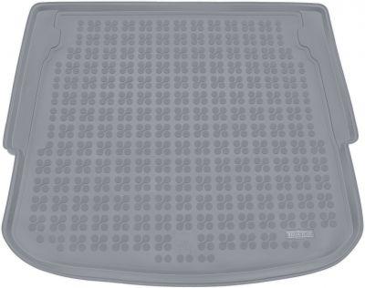 REZAW-PLAST popielaty gumowy dywanik mata do bagażnika Ford Mondeo IV Hatchback od 2007-2014r. 230425S/Z