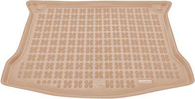 REZAW-PLAST beżowy gumowy dywanik mata do bagażnika Ford Kuga I od 2008-2013r. 230429B/Z