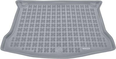 REZAW-PLAST popielaty gumowy dywanik mata do bagażnika Ford Kuga I od 2008-2013r. 230429S/Z