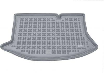 REZAW-PLAST popielaty gumowy dywanik mata do bagażnika Ford Fiesta VI MK6 od 2008-2016r. 230430S/Z