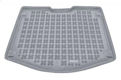 REZAW-PLAST popielaty gumowy dywanik mata do bagażnika Ford C-Max II od 2010r. 230434S/Z