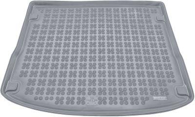 REZAW-PLAST popielaty gumowy dywanik mata do bagażnika Ford Focus III Kombi od 2011r. 230437S/Z