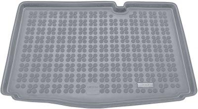 REZAW-PLAST popielaty gumowy dywanik mata do bagażnika Ford B-Max (dolna podłoga bagażnika) od 2012r. 230439S/Z