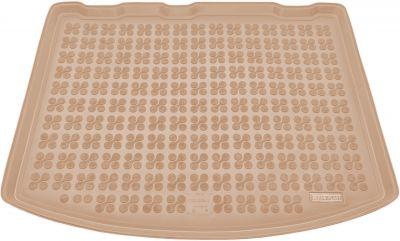 REZAW-PLAST beżowy gumowy dywanik mata do bagażnika Ford Kuga II od 2013r. 230440B/Z
