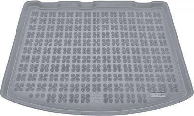 REZAW-PLAST popielaty gumowy dywanik mata do bagażnika Ford Kuga II (dolna podłoga bagażnika) od 2013r. 230440S/Z