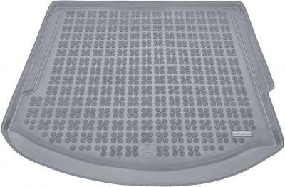 REZAW-PLAST popielaty gumowy dywanik mata do bagażnika Ford Mondeo IV Kombi od 2007-2014r. 230441S/Z