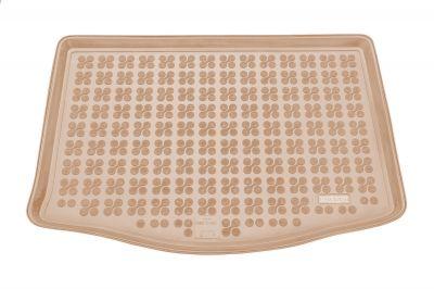 REZAW-PLAST beżowy gumowy dywanik mata do bagażnika Ford C-MAX II od 2010r. 230443B/Z