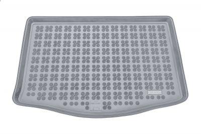 REZAW-PLAST popielaty gumowy dywanik mata do bagażnika Ford C-Max II od 2010r. 230443S/Z