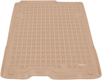 REZAW-PLAST beżowy gumowy dywanik mata do bagażnika Ford Grand Tourneo Connect 5os. od 2014r. 230444B/Z