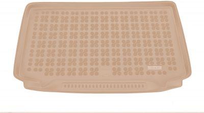 REZAW-PLAST beżowy gumowy dywanik mata do bagażnika Ford B-MAX od 2012r. 230445B/Z
