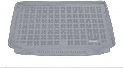REZAW-PLAST popielaty gumowy dywanik mata do bagażnika Ford B-Max (górna podłoga bagażnika) od 2012r. 230445S/Z