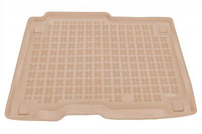 REZAW-PLAST beżowy gumowy dywanik mata do bagażnika Ford Tourneo Connect 5os od 2014r. 230446B/Z