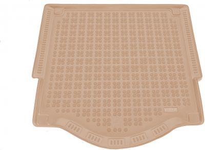 REZAW-PLAST beżowy gumowy dywanik mata do bagażnika Ford Mondeo V Kombi od 2014r. 230449B/Z
