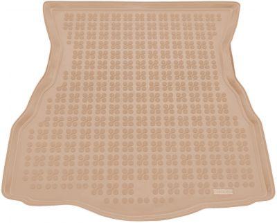 REZAW-PLAST beżowy gumowy dywanik mata do bagażnika Ford Mondeo V Hatchback od 2014r. 230450B/Z