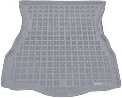 REZAW-PLAST popielaty gumowy dywanik mata do bagażnika Ford Mondeo V Hatchback od 2014r. 230450S/Z