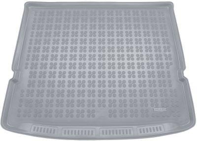 REZAW-PLAST popielaty gumowy dywanik mata do bagażnika Ford S-Max 7os. od 2015r. 230453S/Z