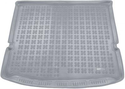 REZAW-PLAST popielaty gumowy dywanik mata do bagażnika Ford Galaxy od 2015r. 230454S/Z