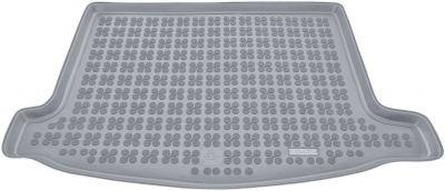REZAW-PLAST popielaty gumowy dywanik mata do bagażnika Honda Civic VIII Hatchback 3D 5D od 2006-2011r. 230517S/Z
