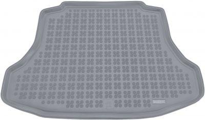 REZAW-PLAST popielaty gumowy dywanik mata do bagażnika Honda Civic VIII Sedan od 2006-2011r. 230519S/Z
