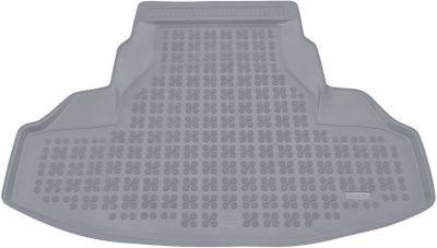 REZAW-PLAST popielaty gumowy dywanik mata do bagażnika Honda Accord Sedan od 2008r. 230521S/Z
