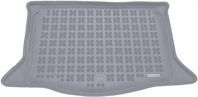 REZAW-PLAST popielaty gumowy dywanik mata do bagażnika Honda Jazz III od 2008-2015r. 230523S/Z